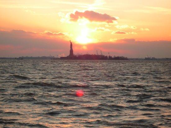 Statue de la liberté : Her