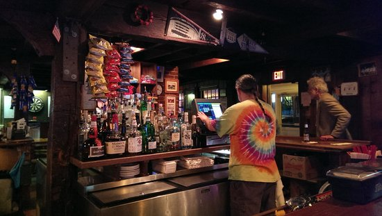 Monkey Farm: Cheerful service comes with colorful t-shirt.