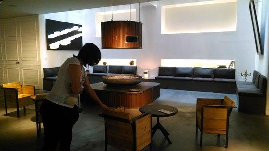 7 Islas Hotel: Recepção