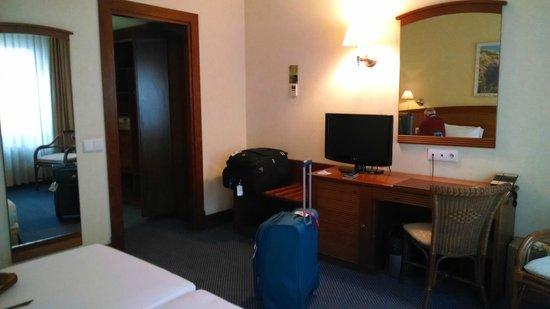 7 Islas Hotel: TV