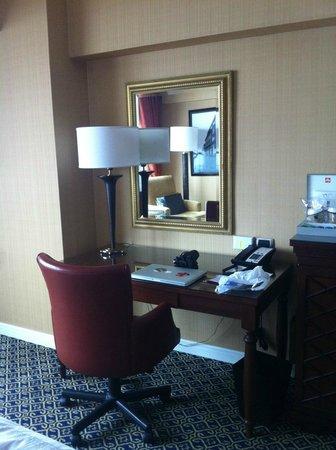 JW Marriott Hotel Lima: Desk
