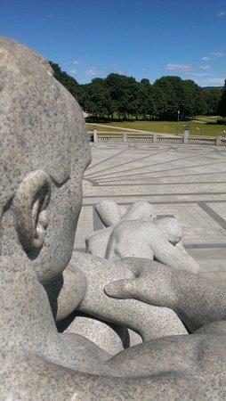 Museo de Vigeland: Парк скульптур Вигеланда