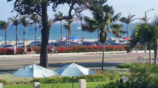 Cabrillo Inn at the Beach: A Great View!!!