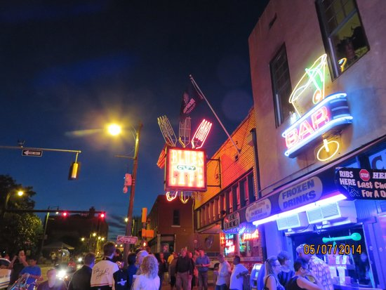 Blues City Cafe: Beale Street and Blues City