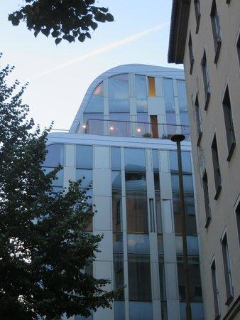 Miniloft: Our loft below the architecture office