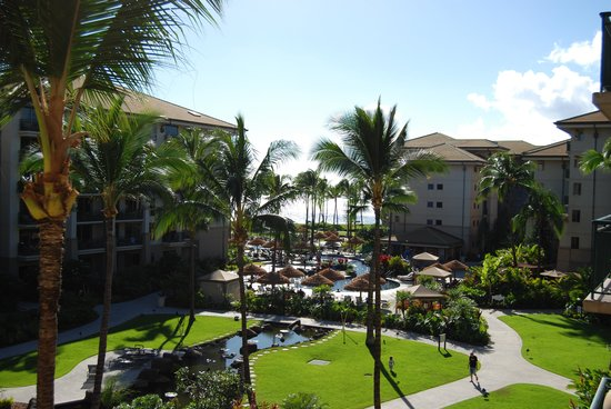 The Westin Kaanapali Ocean Resort Villas: very grateful for the room change