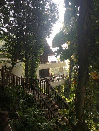 Pangkor Laut Resort : Hilltop villa - 365