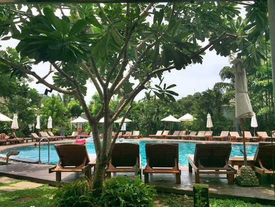 Metadee Resort and Villas: Beautiful swimming pool