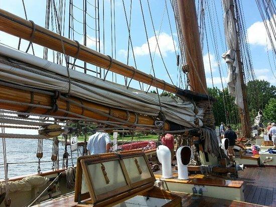 Historic Ships in Baltimore: Pride