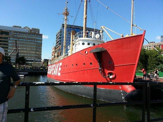 Historic Ships in Baltimore: Chesapeake