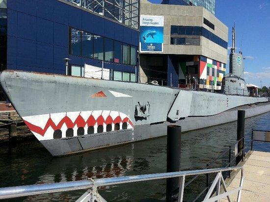 Historic Ships in Baltimore: Torsk