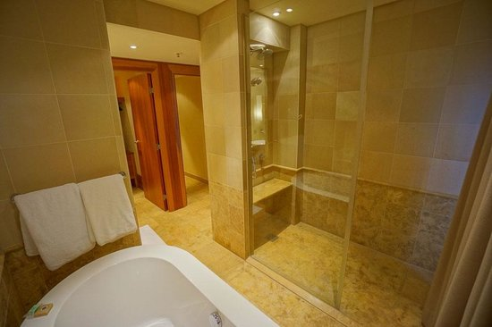 Park Hyatt Hamburg: Suite Bathroom