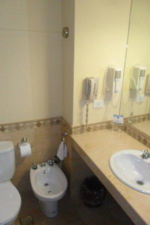 Hotel Kosten Aike: Baño