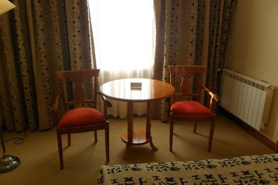 Hotel Kosten Aike: Habitación del hotel