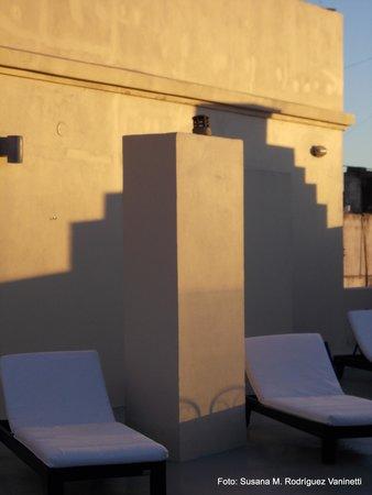 """Moreno Hotel Buenos Aires : """"La terraza del atardecer"""""""