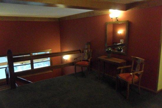 Hotel Kosten Aike: Hall