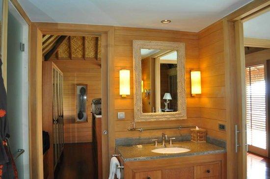 Four Seasons Resort Bora Bora: Sink