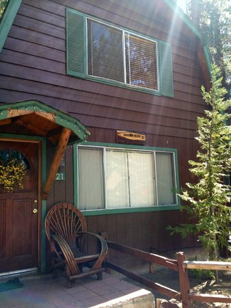 Golden Bear Cottages Resort : Cabin #21