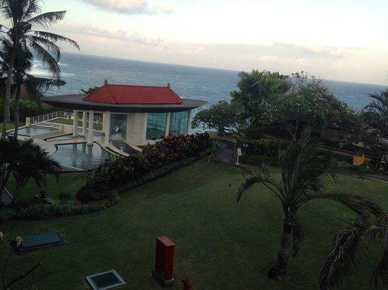 Hilton Bali Resort : Sea View
