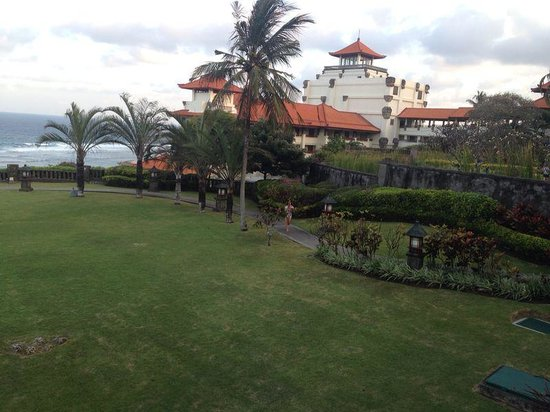 Hilton Bali Resort : Gardens