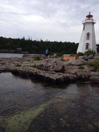 Bruce Coast Lighthouse Tour: Beautiful little light house