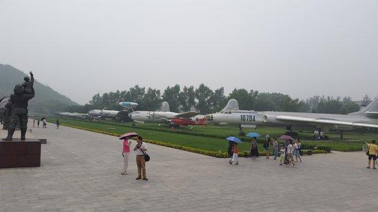 China Aviation Museum : airplanes