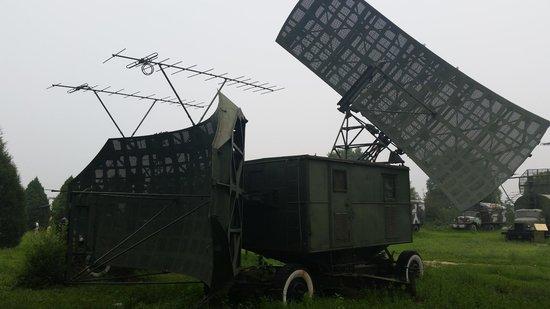 China Aviation Museum : Radar tracking