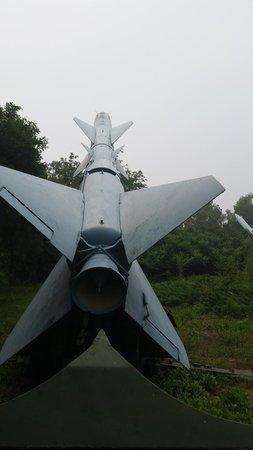 China Aviation Museum : launcher