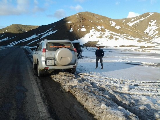 Morocco Best Tours - Day Tours: 4x4 High Atlas mountains