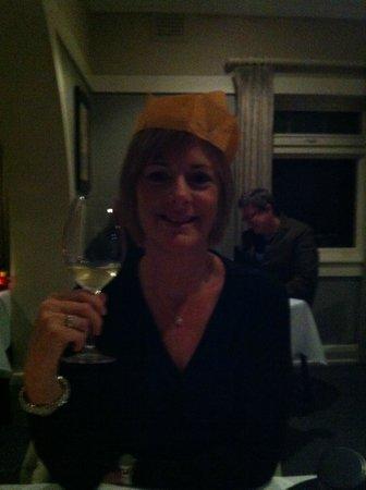 Links House: Christmas in July dinner