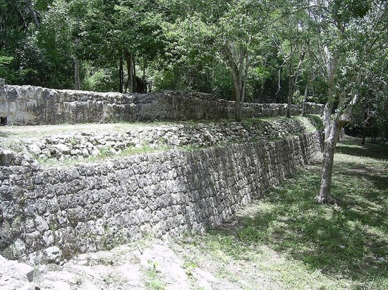 Chichén Itzá : Still in the jungle