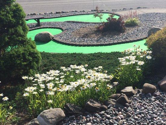 The Inn at the Peak: Mini Golf