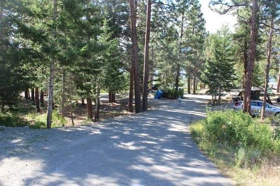 Quilchena, Kanada: campground