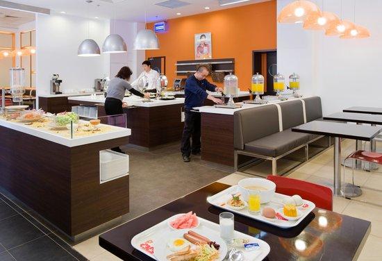 Ibis Beijing Sanyuan: breakfast