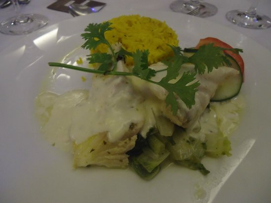 Cerf Island Resort : fish fillet ( very tasty!)