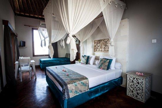 Bali Hotel Pearl : Deluxe room