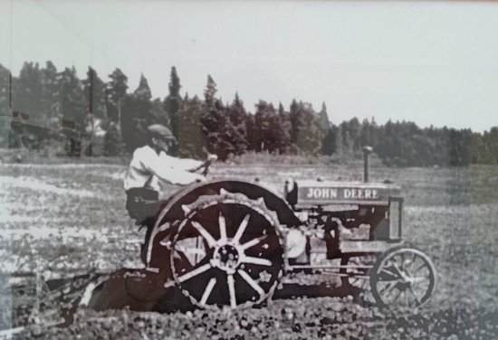 Grannas Bed & breakfast: A glimpse of the past life in Grännäs