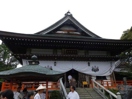 Yasaka Temple: 本堂