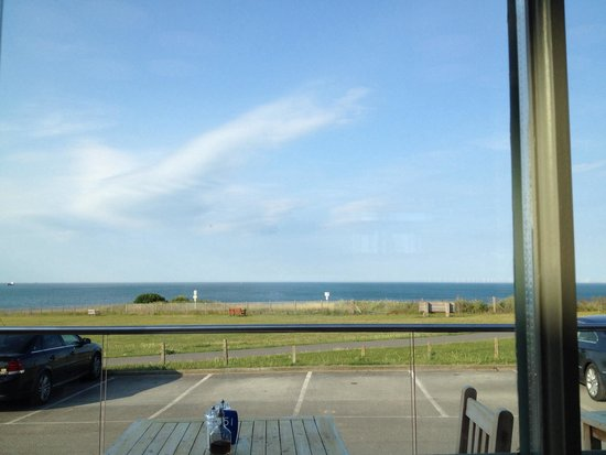 The Botany Bay Hotel: View from restaurant balcony