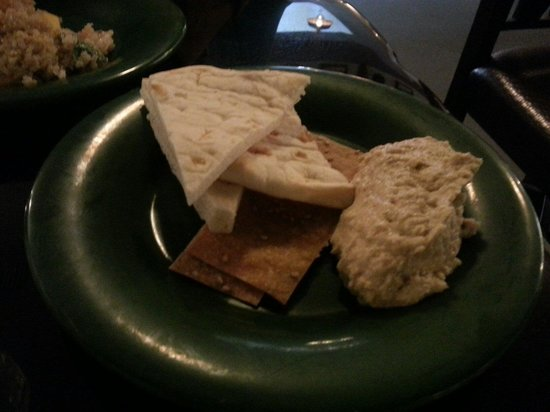 Tusker House Restaurant : Hummus was amazing