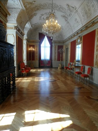 Palacio de Christiansborg: The Royal Reception Rooms