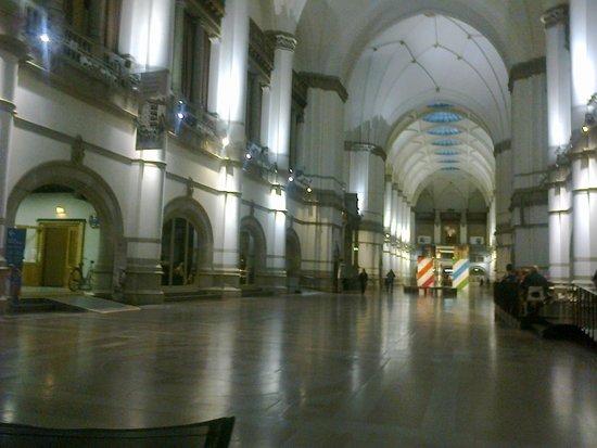 Nordic Museum: В центральном холле музея