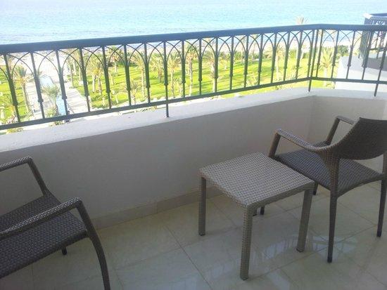 Iberostar Royal El Mansour: Balcony room 4002