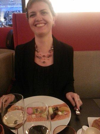Restaurant Le 6e Sens: plaisir