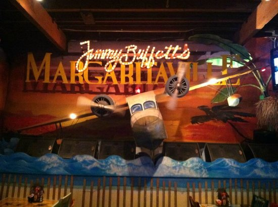 Margaritaville : Some of the decor