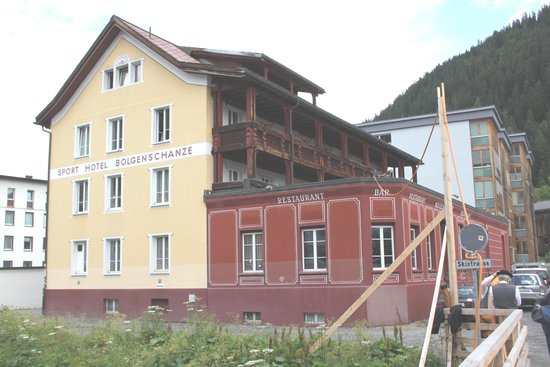 Snowboardhotel Bolgenschanze
