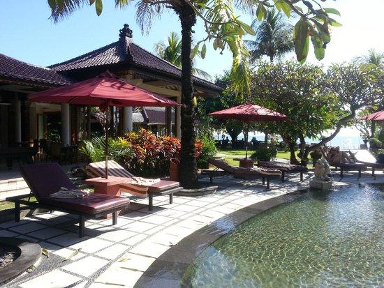 Keraton Jimbaran Beach Resort: restarant