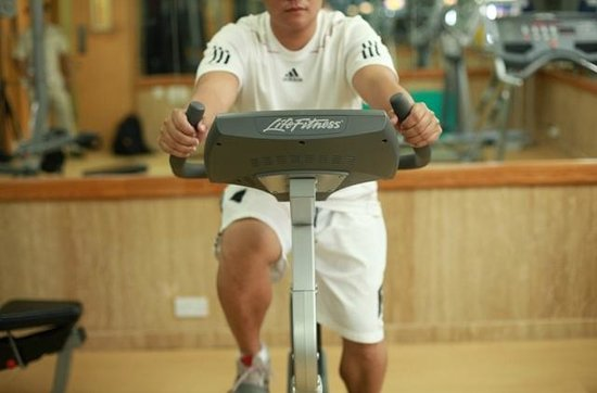 Moscow Hotel: Gym