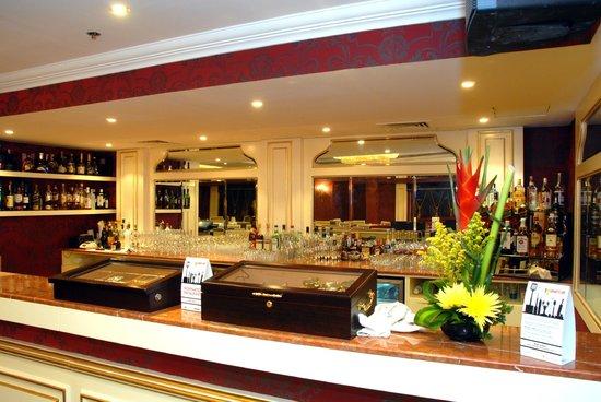 Moscow Hotel: Bolshoi Bar