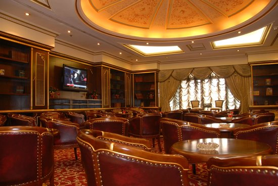 Moscow Hotel: Tolstoy Bar